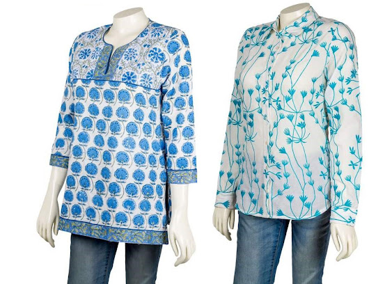 Why Stock Ethnic Tops In Wholesale Boutique Collections?