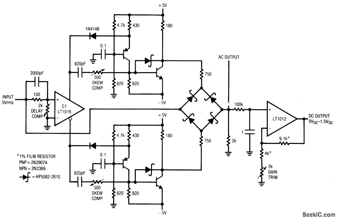 Ac To Dc Converter Wiring Diagram
