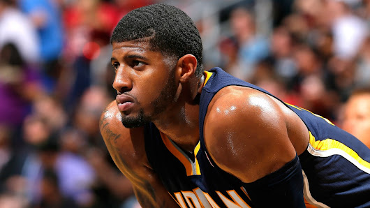 "Why Paul George isn't worth the fuss or the bread boyz are lookin' to pay him! ""Bricks"""