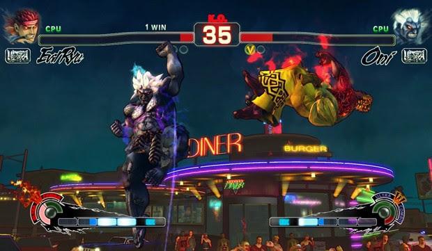 'Ultra Street Fighter IV' chega ao PS4 em 26 de maio (Foto: Divulgação/Capcom)