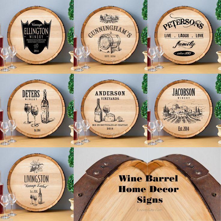 Bar WALL D OAK Personalized Pub Man Cave sign wine    Wood SIGN BARREL Rustic rustic WINE
