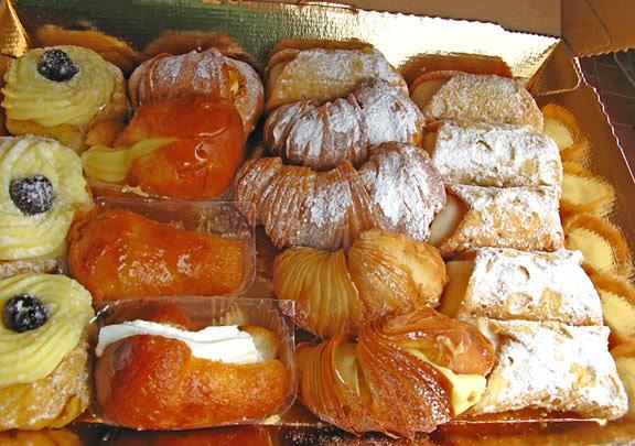 Italian sweets