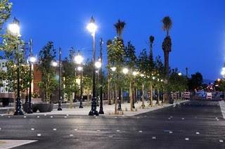 BLVD Transformation, Lancaster, CA (courtesy of Sargent Town Planning)
