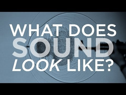 What Sound Looks Like