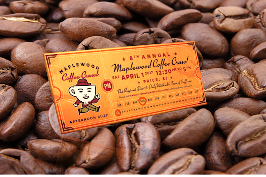 8th Annual Maplewood Coffee Crawl - Explore St. Louis
