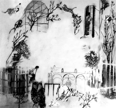 selected drawings wall drawings etta saefve