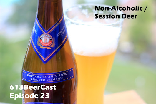 Episode 23 - Non-Alcoholic and Session Beer