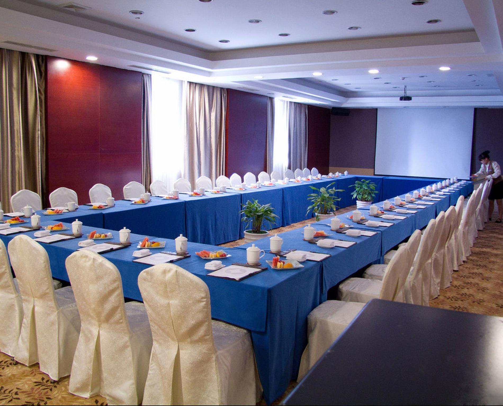 Review Kunshan Yizui Crown Hotel