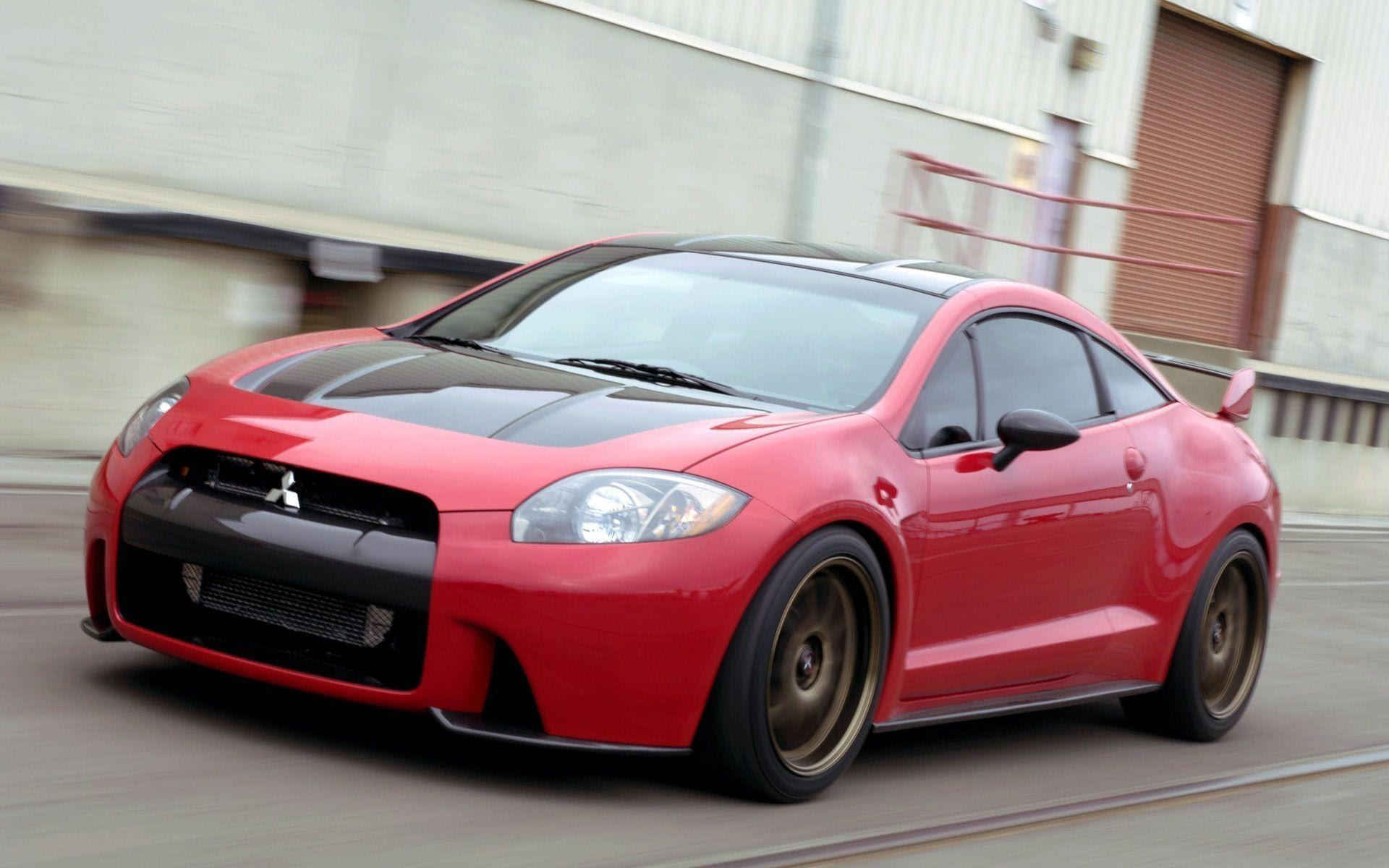 Mitsubishi Eclipse Wallpapers  Wallpaper Cave