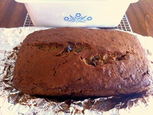 Banana Bread Unwrapped