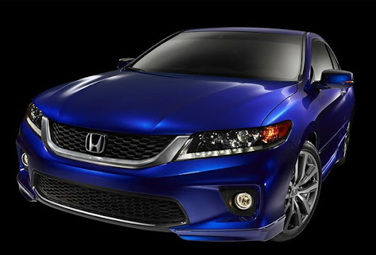 Honda Factory Performance pack now available for Accord V6 Coupe - Autoblog