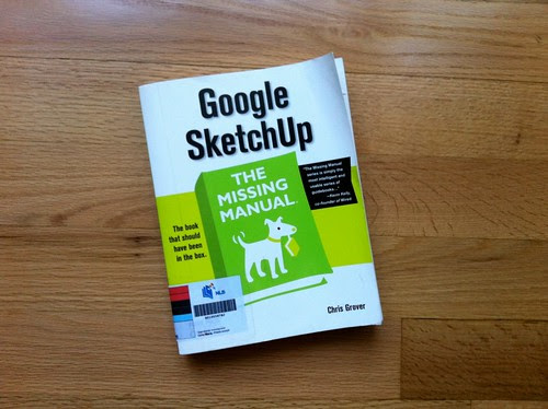 the missing manual google sketchup