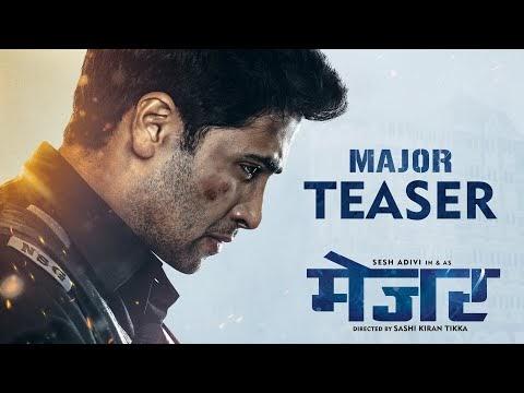 Major Hindi Movie Teaser