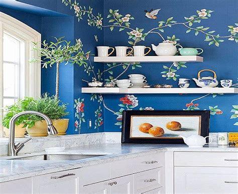 creative kitchen wallpaper ideas ultimate home ideas