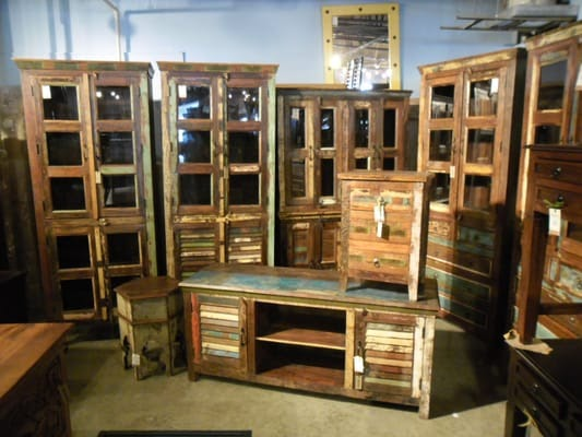 Reclaimed Wood Furniture Houston At The Galleria