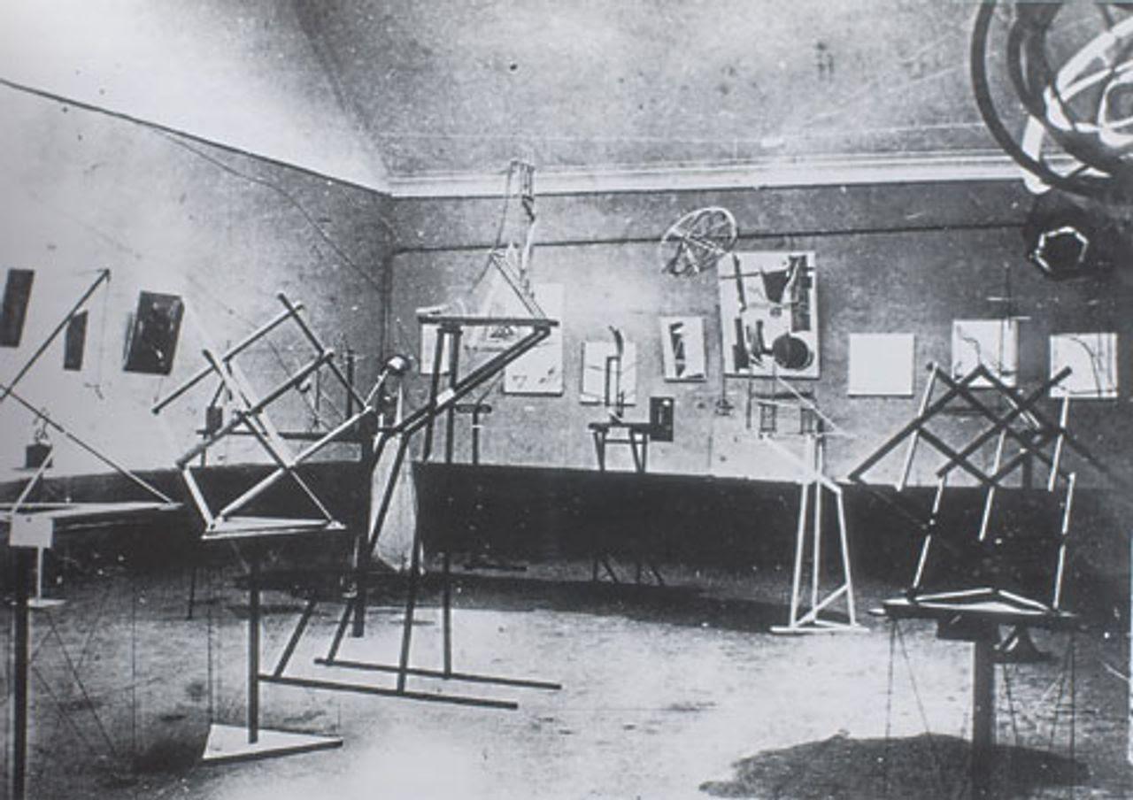 Obmokhu exhibit