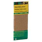 3M 5466123 3.67 x 9 In. Aluminum Oxide Assorted Sandpaper