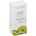 Acure Organics Cell Stimulating Facial Mask with Argan Stem Cell & CGF - 1.75 oz tube