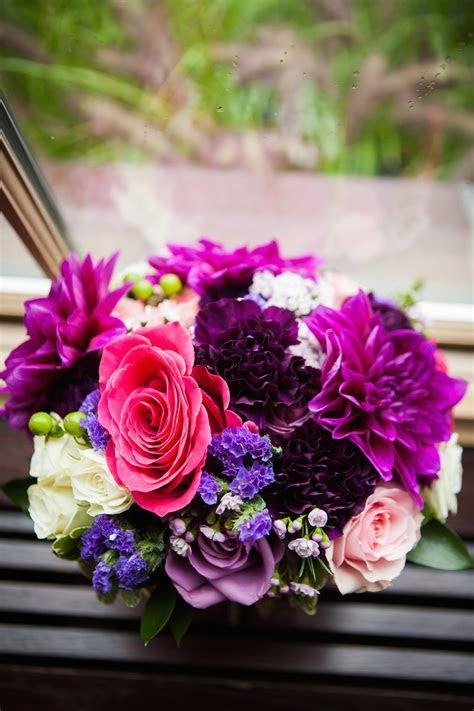 Perfect Purple Wedding   Dandie Andie Floral Designs