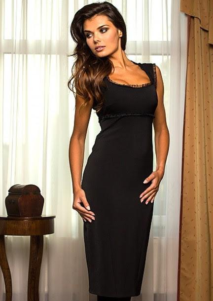 Black evening dresses perth