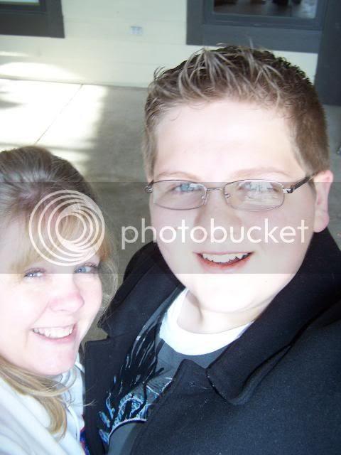 Seth and I   2009