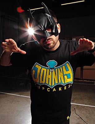 Johnny Cupcakes - Batcakes Guys T-Shirt