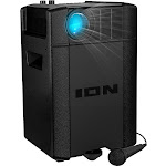 ION Audio - Projector Plus LED Projector - Black