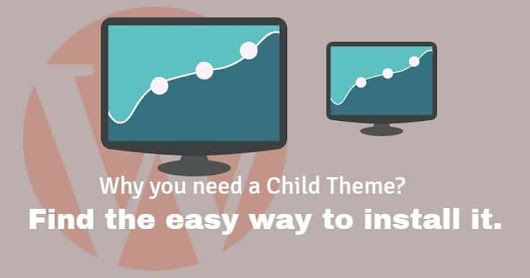 It is really easy to create a child theme!