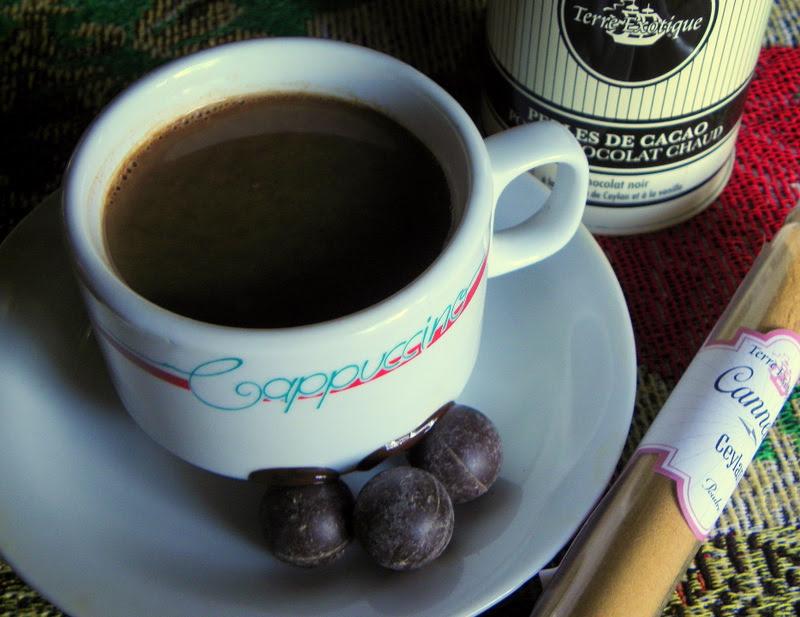 Cannelle, café et cacao