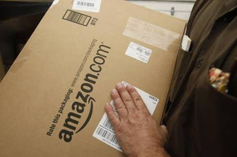 Amazon may soon give UPS,USPS,FedEx a boot