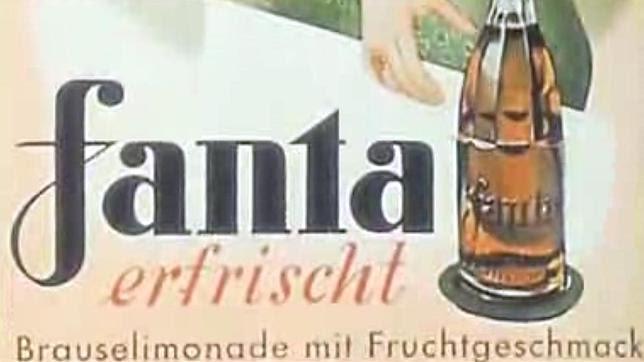 Fanta, el refresco creado en la Alemania nazi