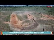4ª Etapa da Copa Nordeste Pará de MOTOCROSS  AO VIVO na TV SAL