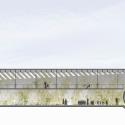Pontivy Media Library / Opus 5 architectes Section 1