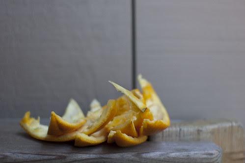 oranges, eaten