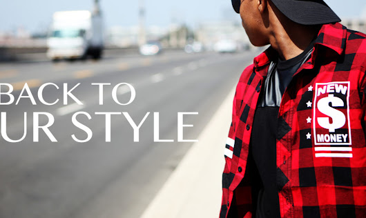 Surefire Ways To Pull Off Flannel With Style This Fall – URBANCREWS Blog