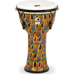 "Toca Freestyle 9"" Djembe - Kente Cloth"