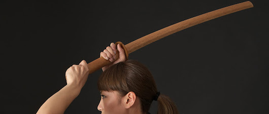 Ninja Series Workshops - Bokken Weapon - September 11 at 6 PM