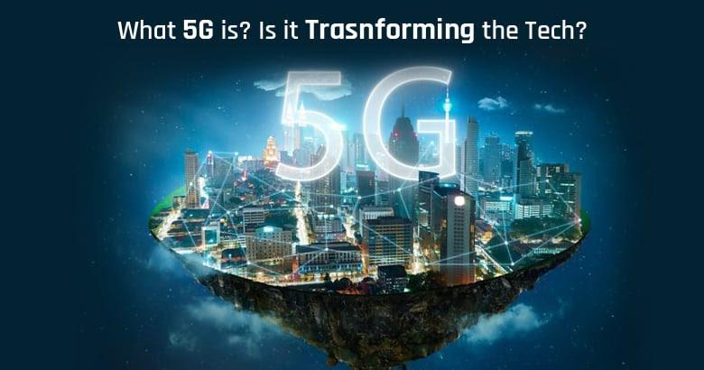 5G-network - TechTIQ