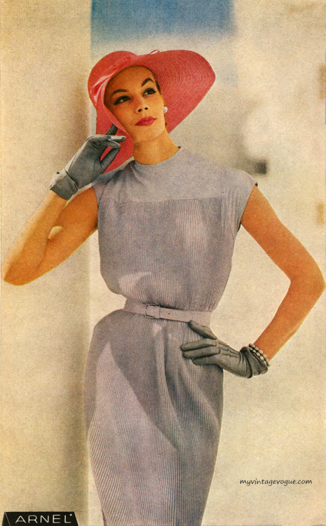 Another Late Inspiration Thursday: My Vintage Vogue