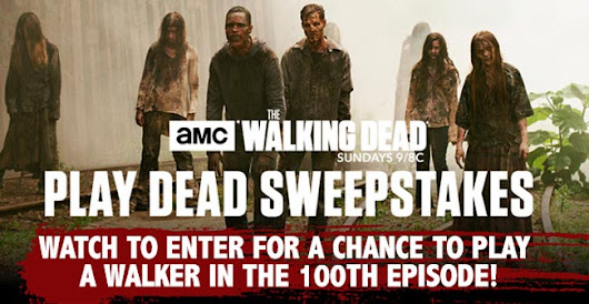 talking dead sweepstakes code l7world google 6973