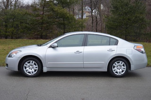 Used 2009 Nissan Altima for Sale in Pitcairn PA 15140 Golick Motor Company