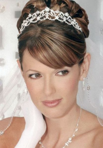 Wedding Hairstyles Round Face Best Wedding Hairs
