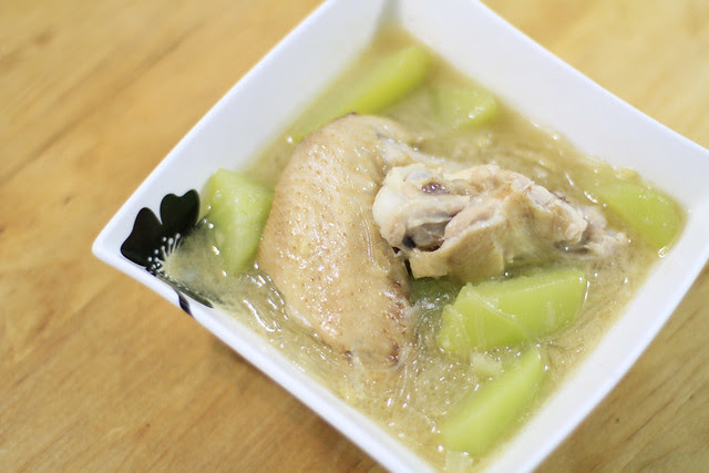 Recipe: Japanese Chicken Tinola