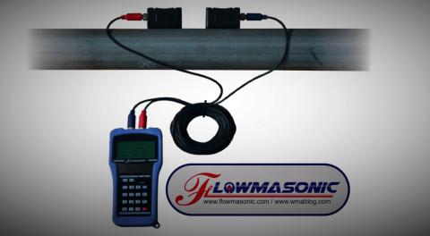 Flow Meter Portable WUF100J