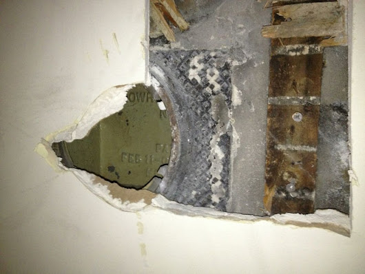 You Won't Believe What These Homeowners Found in Their Walls