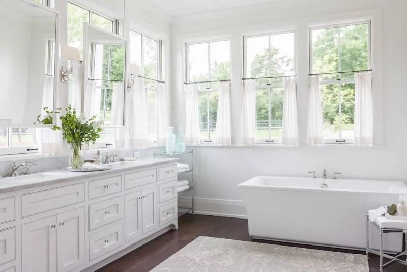 Best Of Bathroom Window Bathroom Curtains Ideas pictures