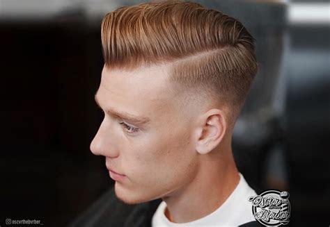 taper fade haircuts clean
