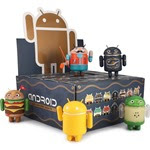 Dead Zebra's Android Figurines Series 4 Now On Sale, Android Socks Are Available Too