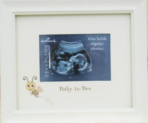 Hallmark Frames Frg7037 Baby To Bee Sonogram 3 X 2 Photo