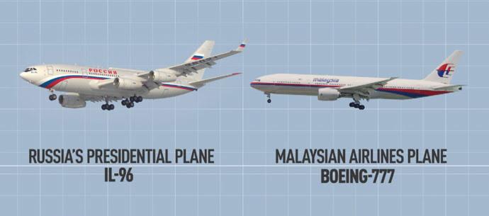 Crash Boeing 777